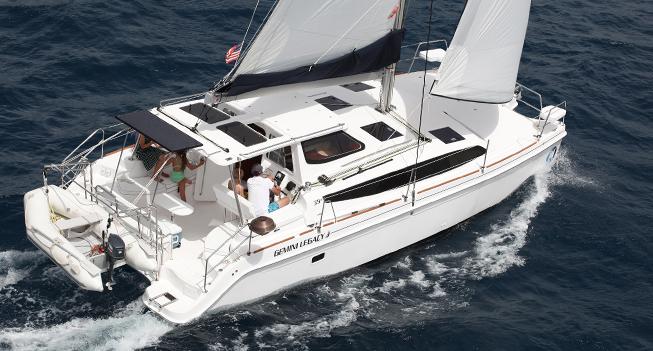 slide 08 Catamaran 35
