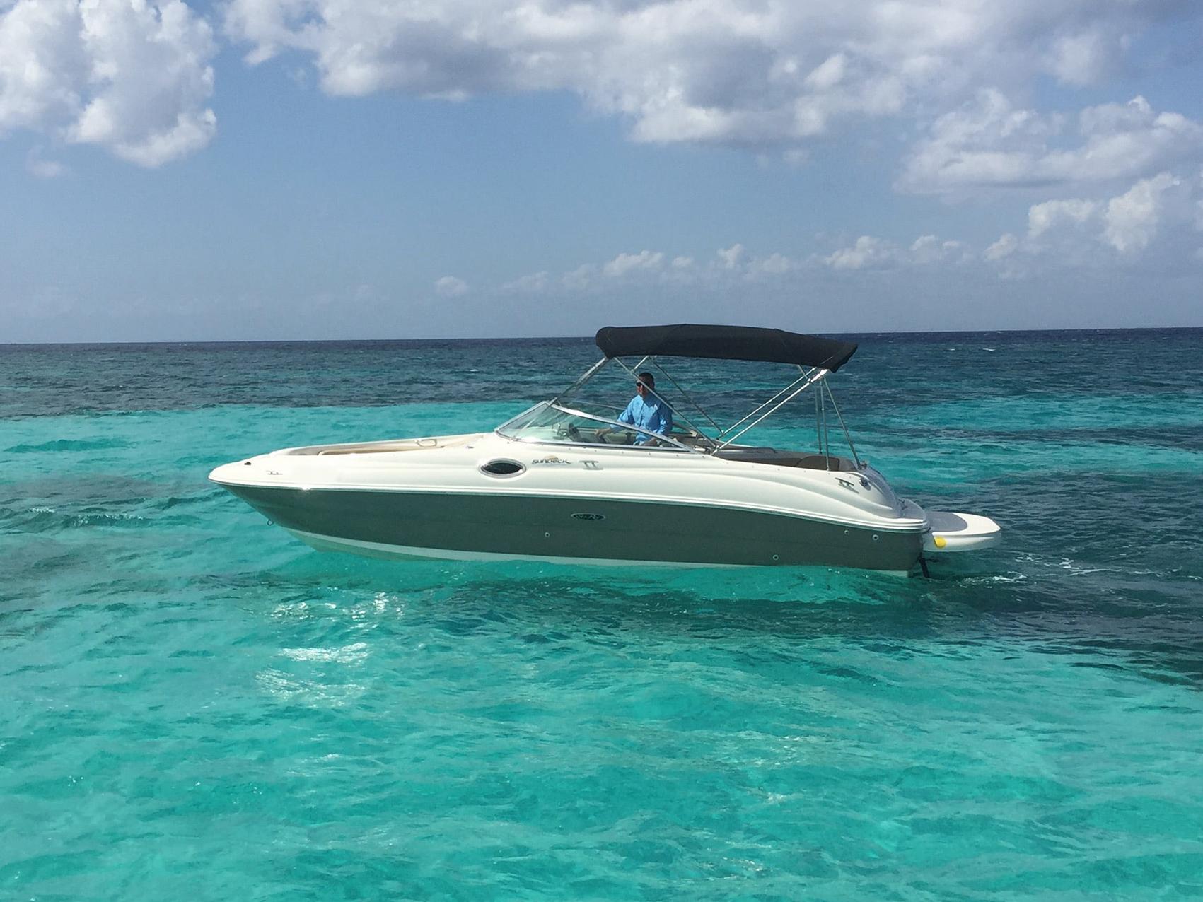 Deluxe Privae Boats Searay 24-15-min