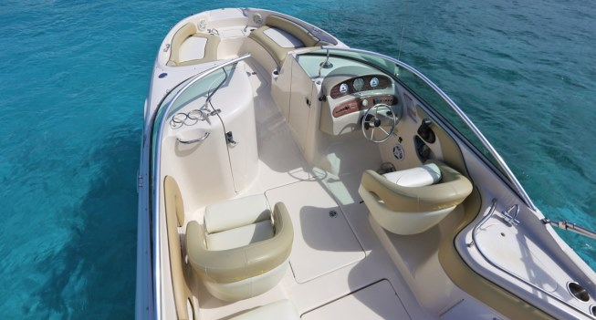 slide searay 24 11