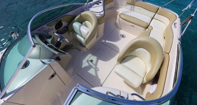 slide searay 24 13