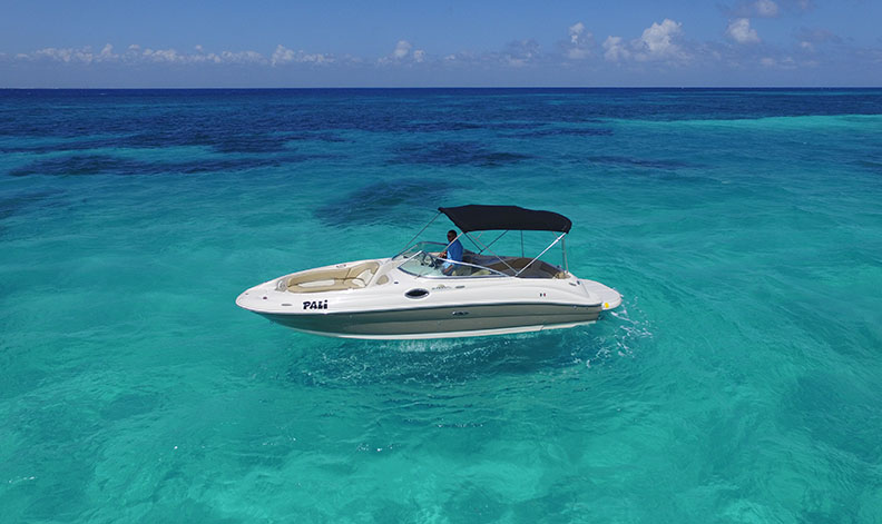 searay 24 ft our boats