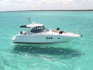 private boat rental cozumel