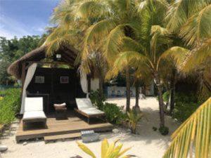the cabana beach club cozumel