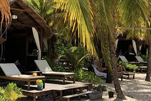 Cabana beach club cozumel