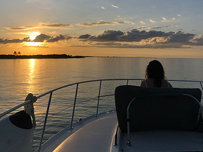 Private Boats Sunsets Home