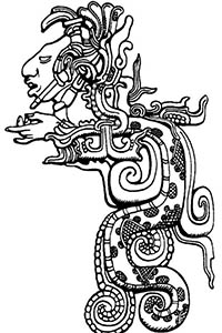 Kukulkaan mayans