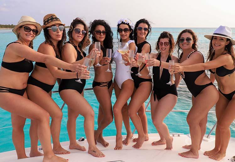Bachelorette Celebration Private Boat