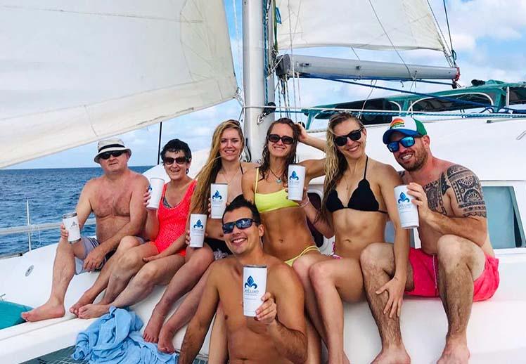 Drinks Celebrations Private boat