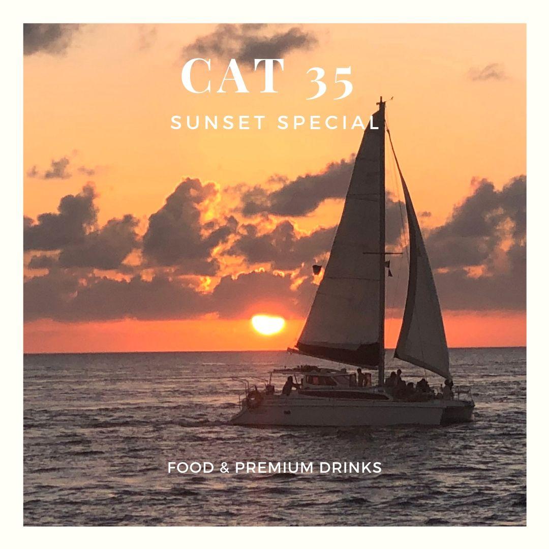 GEMINI MOET COZUMEL SUNSET DELUXE BOATS 5