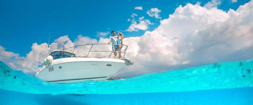 boat rental cozumel