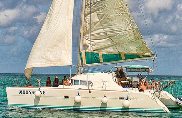 Catamaran 41 Celebrations