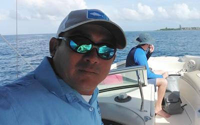 Rafael, Sea Ray 24 - Cozumel - DELUXE